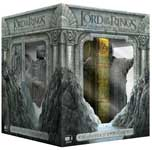 The Lord of the Rings: Fellowship of the Ring - Collector's Gift Set DVD
