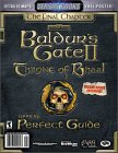 Baldur's Gate II: Throne of Bhaal - Official Strategy Guide